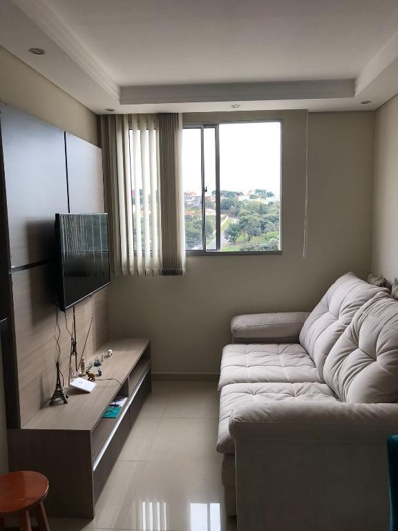 [Apartamento residencial para venda e locação, Recanto Quarto Centenário, Jundiaí.]