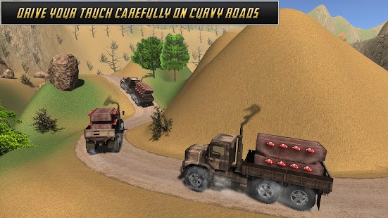 American Army Bridge Builder APK for Bluestacks
