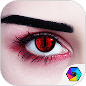 (FREE) SPE EYES STICKER APK for Bluestacks