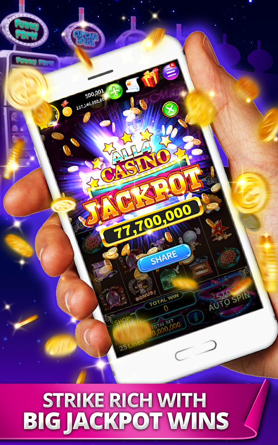 ALL4CASINO - SPIN & WIN BIG! Screenshot 9
