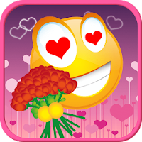 Love Emoji Sticker for Valentine's Day For PC / Windows / MAC