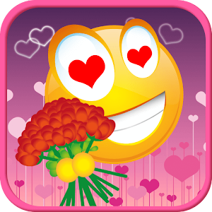 Love Emoji Sticker for Valentine's Day For PC