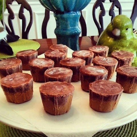 Homemade Peanut Butter Cups – Clean Food