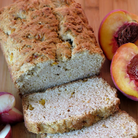 Peaches and Cream Bread