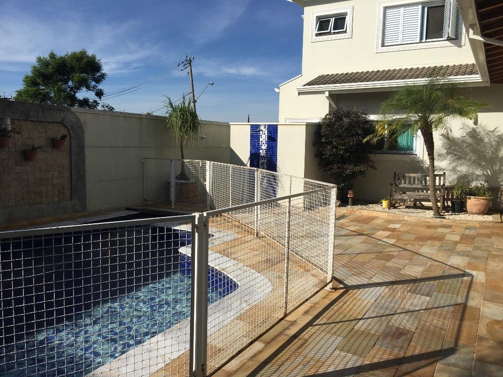 Casa com 3 dormitórios à venda, 360 m² por R$ 1.399.000 - Jardim Residencial Santa Clara - Indaiatuba/SP