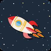 مهمة في الفضاء - لعبة كلمات تتريس