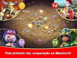 Screenshot of Embate do Castelo:Castle Clash