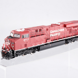 Canadian Pacific Loco by Hari Darmawan - Transportation Trains ( still life, locomotive, toys, train, transportation )