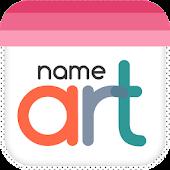 Name Art APK for Bluestacks