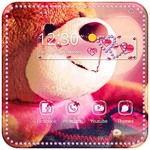 Pink Bear Love Toy (app)