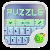 Puzzle GO Keyboard Theme APK for Lenovo