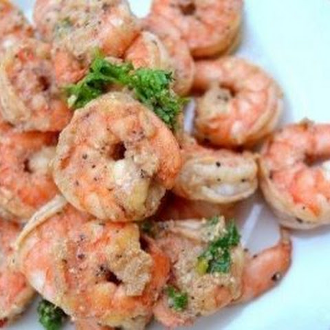 Shrimp In Garlic Sauce (weight Loss)