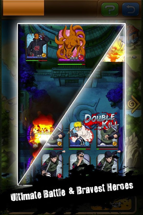 Ninja Sasuke Screenshot 3