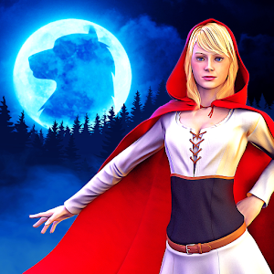 Cover art Red Riding Hood (full)