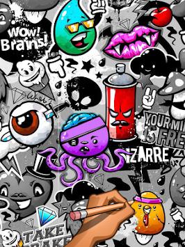 graffiti creator coloring book screenshots - Coloring Book Creator