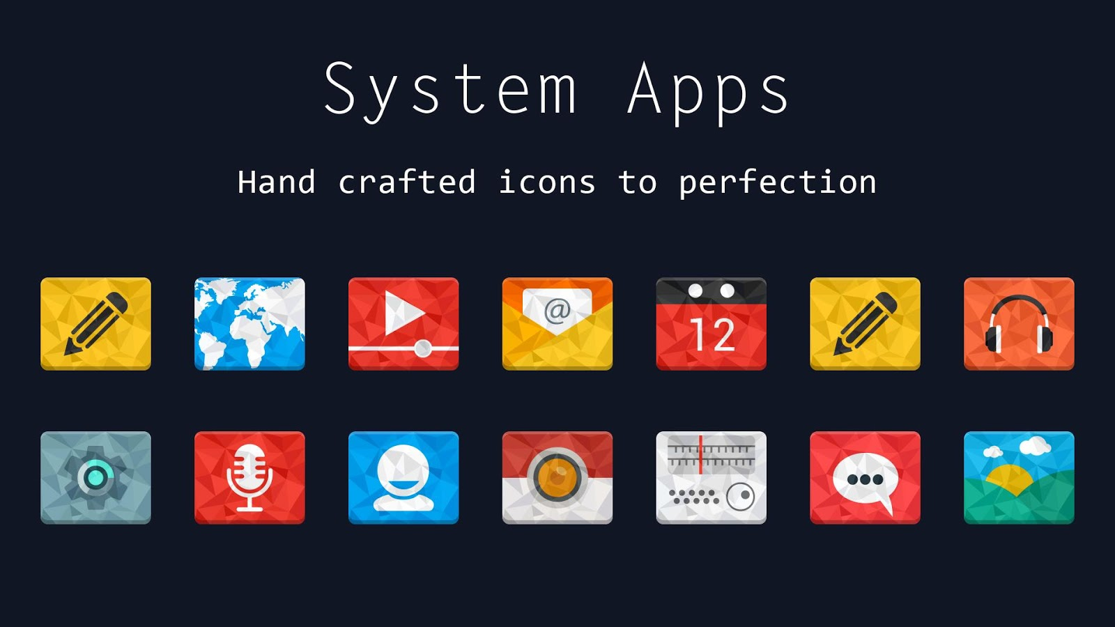 Rectron Icon Pack Screenshot 9