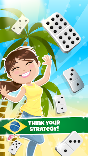 Cuban Dominoes by Playspace Android App Screenshot