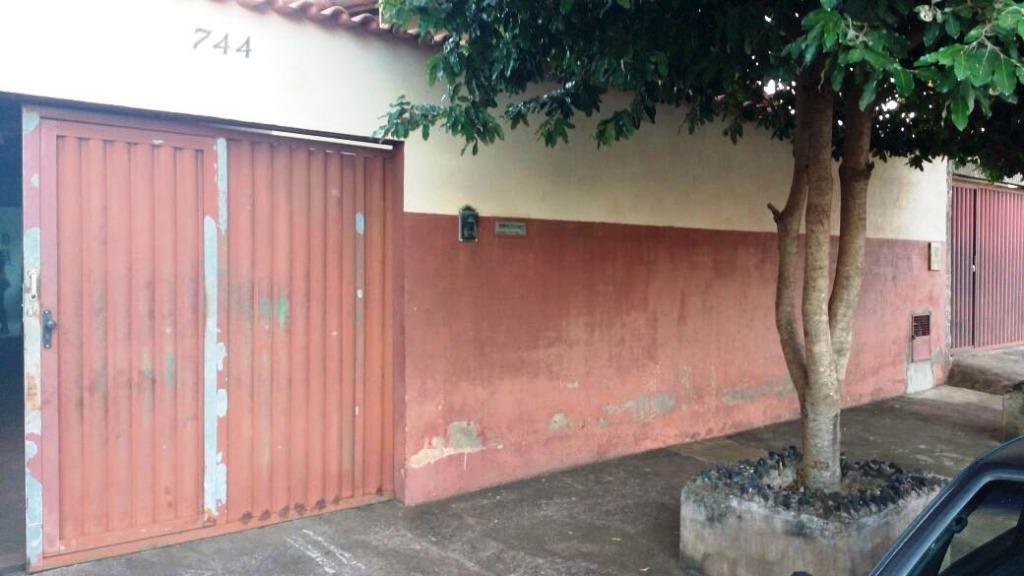 Casa residencial à venda, Residencial 2000, Uberaba - CA1428.