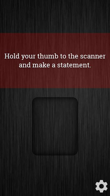 Lie Detector Prank screenshots