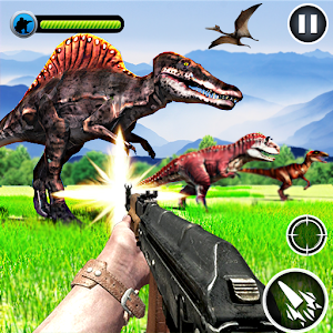 Dinosaurs Hunter For PC