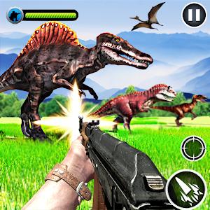 Dinosaurs Hunter For PC / Windows 7/8/10 / Mac – Free Download