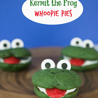 Kermit the Frog Whoopie Pie Recipe #MuppetsMostWanted