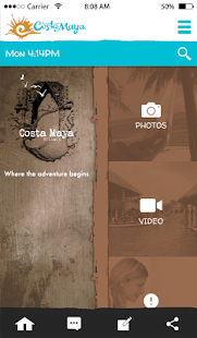 Costa Maya - screenshot