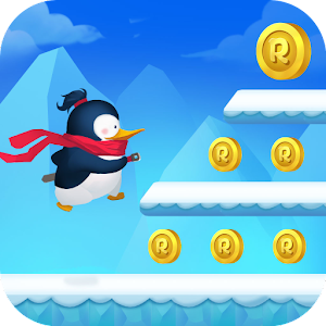Super Penguin Run For PC / Windows 7/8/10 / Mac – Free Download
