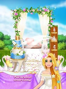 Free Download Long Hair Princess Wedding APK for Samsung