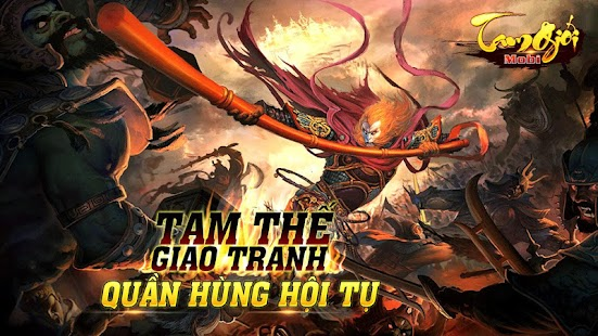Tam Giới - Tam Gioi Mobile - screenshot