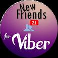 New Friends for Viber