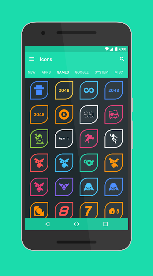 Folium - Icon Pack Screenshot 5