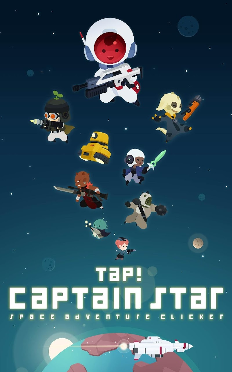 Tap! Captain Star Screenshot 14