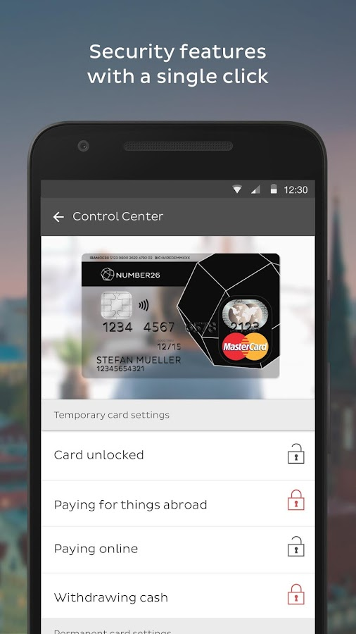 N26 Mobile Bank Account Screenshot 4