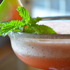 Watermelon-Mint Margarita