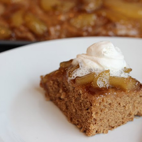 Skinny Apple Pie Cake