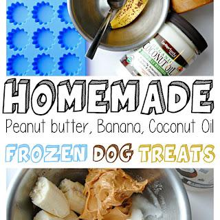 Frozen Coconut Oil Recipes