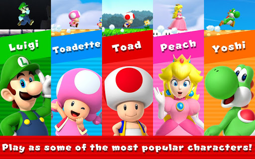 Super Mario Run screenshot 17