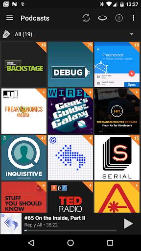 Podcast Addict - Donate screenshot 3
