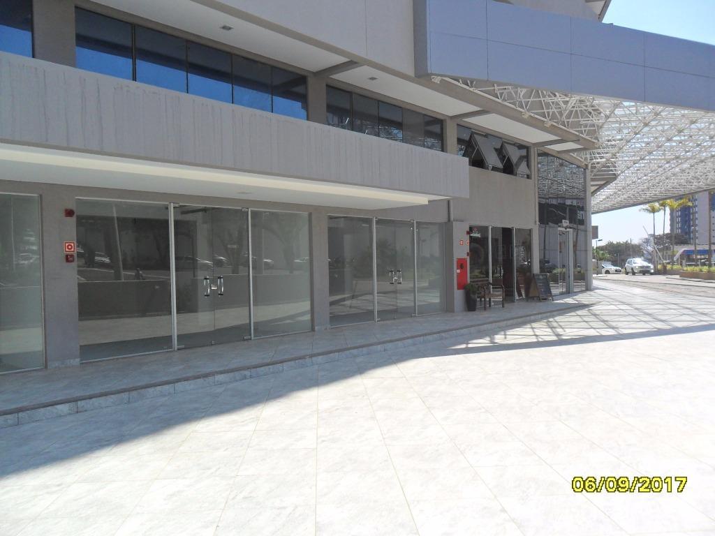 Loja comercial para locação, Jardim Ana Maria, Jundiaí.