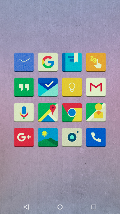 Tenex - Icon Pack Screenshot 5