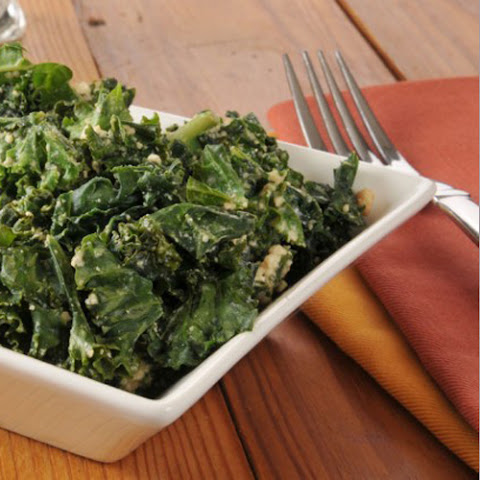 Kale Salad With Maple-Mustard Dressing