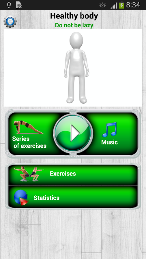 Healthy body, fitness PRO Screenshot 0