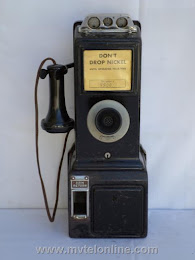 Paystations - Gray Western Electric 50-L 1