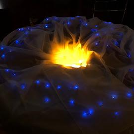 Galaxy by Bashir Sadat - Abstract Fire & Fireworks ( solar system, stars, galaxy )