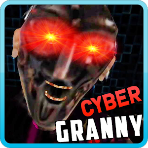 Cyber Granny - Scary Granny Mod Horror Games For PC / Windows 7/8/10 / Mac – Free Download