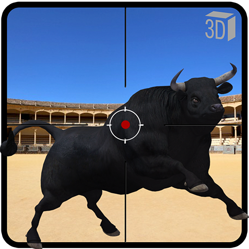 Angry Bull Attack Shooting (game)