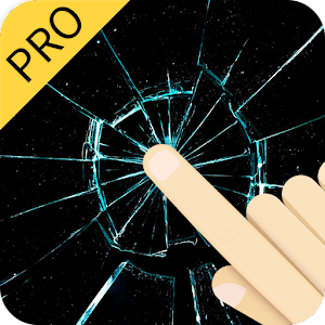 Broken Screen Prank:Craked Pro