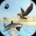 Game Sea Eagle Survival Simulator apk for kindle fire