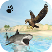 Download Android Game Sea Eagle Survival Simulator for Samsung